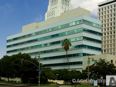 Photograph of City Hall South - Los Angeles, California