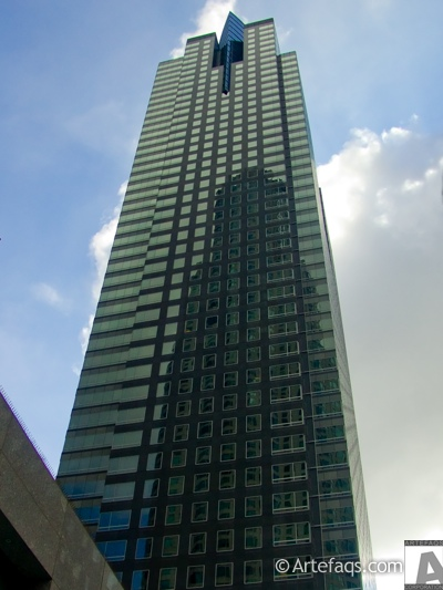Photograph of Gas Company Tower - Los Angeles, California