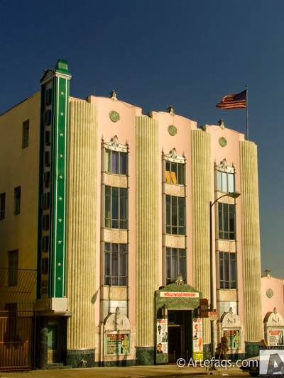 Photograph of Hollywood History Museum - Los Angeles, California