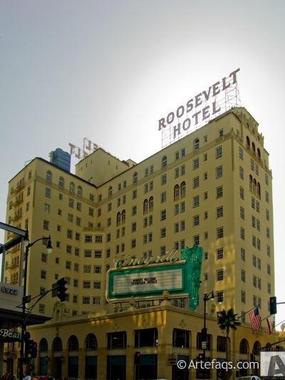 Photograph of Hollywood Roosevelt Hotel - Los Angeles, California