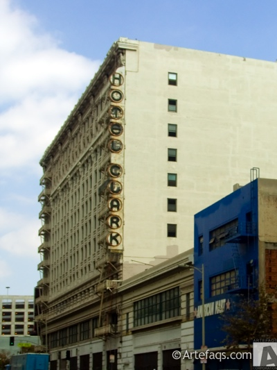 Photograph of Hotel Clark - Los Angeles, California