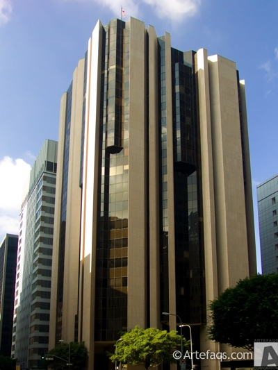 Photograph of Pacific Financial Center - Los Angeles, California