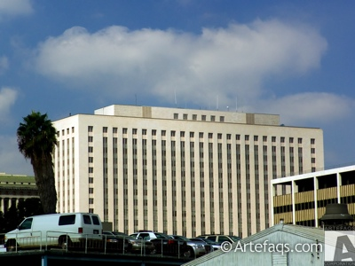 Photograph of United States Courthouse - Los Angeles, California