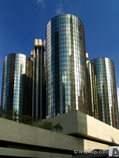 Photograph of Westin Bonaventure Hotel and Suites - Los Angeles, California