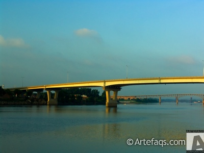 Photograph of Bob Michel Bridge - Peoria, Illinois