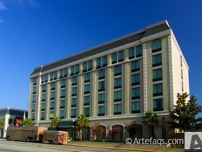 Photograph of Clarion Hotel Town House Downtown - Columbia, South Carolina