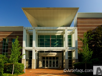 Stock photo of Columbia Museum of Art - Columbia, South Carolina