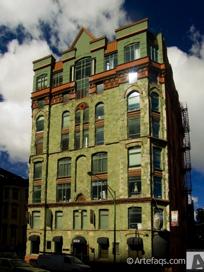 Photograph of 51 West Erie Street  - Chicago, Illinois