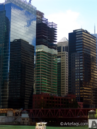 Photograph of 155 North Wacker Drive  - Chicago, Illinois