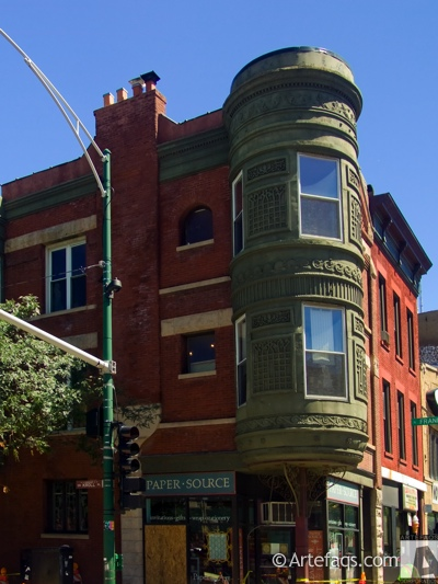 Photograph of 232 West Chicago Avenue  - Chicago, Illinois