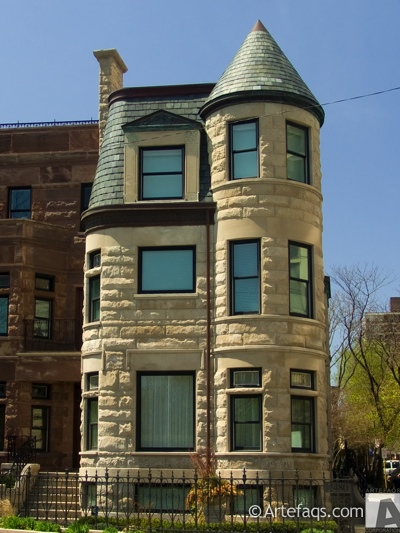 Photograph of 2480 North Lakeview Avenue - Chicago, Illinois