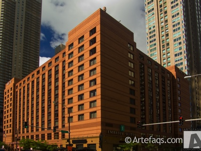 Photograph of Embassy Suites Chicago - Downtown  - Chicago, Illinois