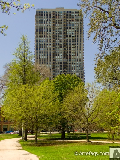 Stock photo of Eugenie Square - Chicago, Illinois