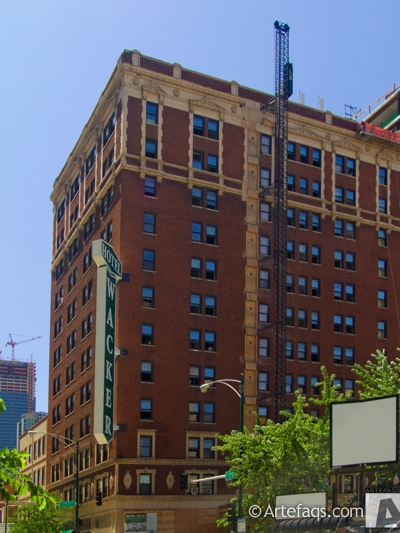 Photograph of Hotel Felix  - Chicago, Illinois