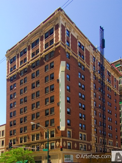 Stock photo of Hotel Felix  - Chicago, Illinois