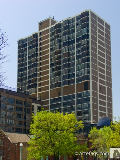 Stock photo of Lincoln Park Apartments - Chicago, Illinois