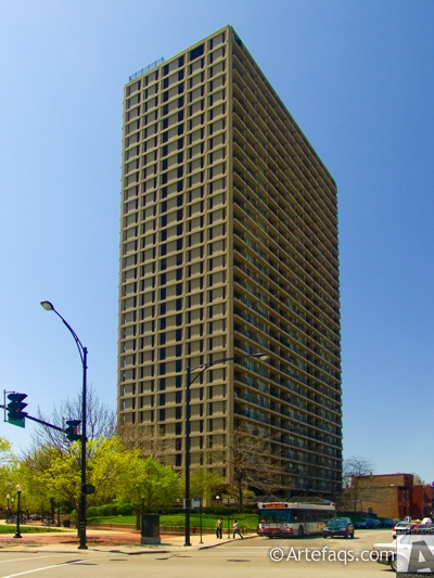 Stock photo of Lincoln Park Tower - Chicago, Illinois
