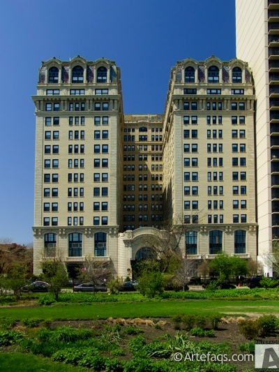 Stock photo of The Belden-Stratford - Chicago, Illinois