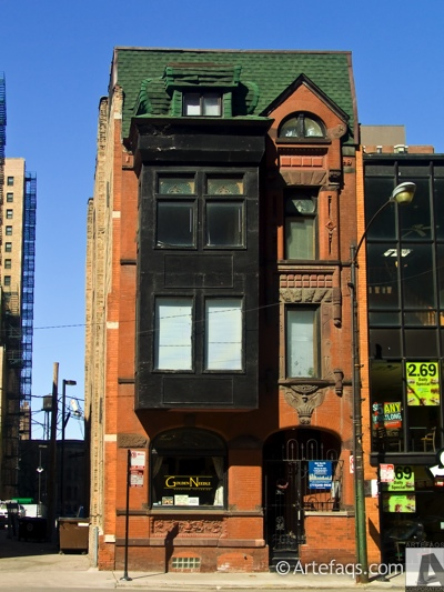 Stock photo of 814 North State - Chicago, Illinois -