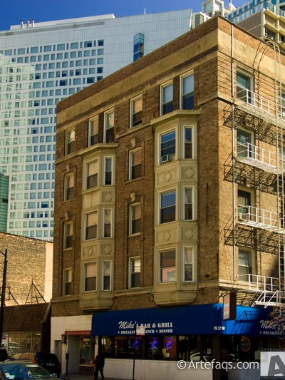 Stock photo of 829 North State - Chicago, Illinois -