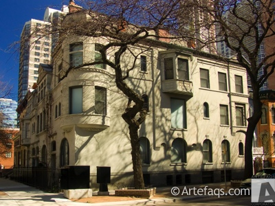 Photograph of 851-859 North Dearborn - Chicago, Illinois -