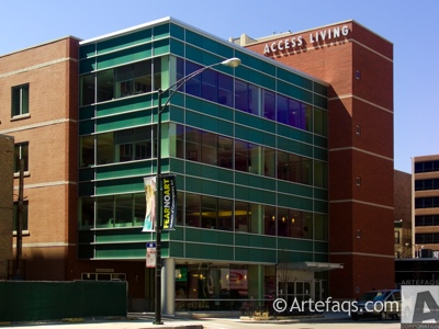Photograph of Access Living - Chicago, Illinois -