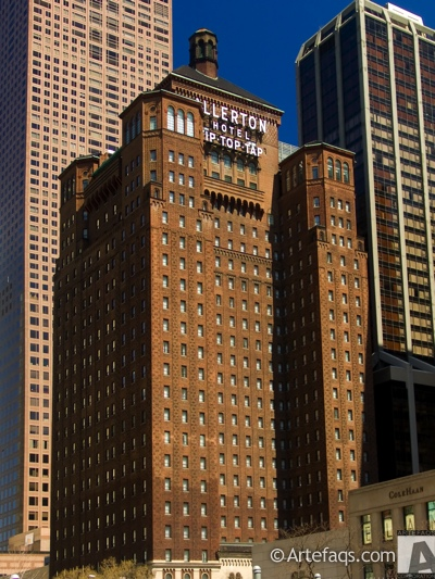 Photograph of Allerton Hotel - Chicago, Illinois -