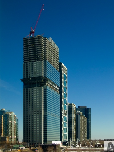 Photograph of Blue Cross Blue Shield of Illinois Tower - Chicago, Illinois - Fe