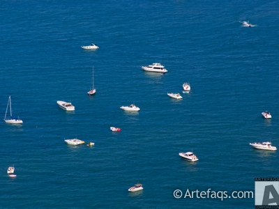 Stock photo of Boats - Chicago, Illinois -
