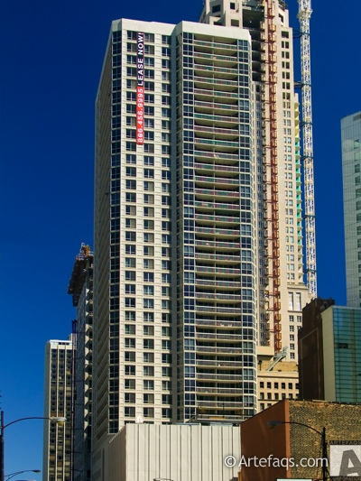 Stock photo of Delaware Place Apartments - Chicago, Illinois