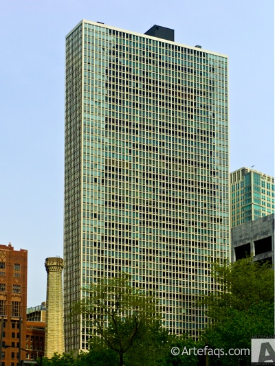 Photograph of Elysee Condominiums - Chicago, Illinois