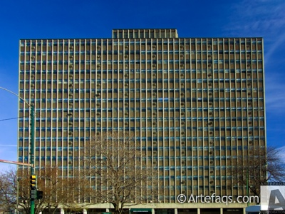 Photograph of Medical Center Apartments - Chicago, Illinois