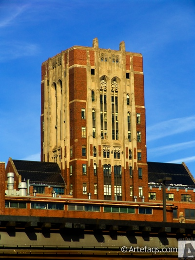 Stock photo of University of Illinois at Chicago Medical Center - Chicago, Illinois
