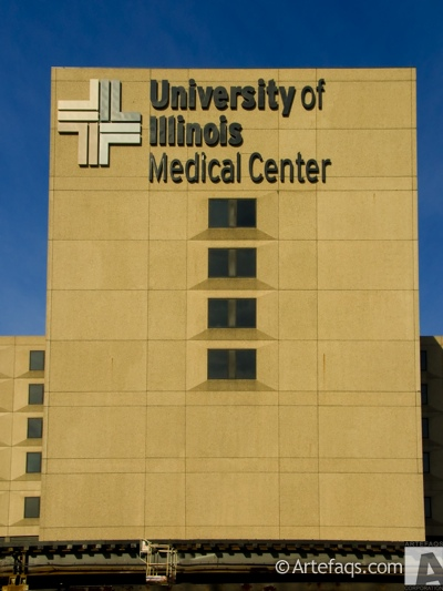 Photograph of University of Illinois at Chicago Medical Center - Chicago, Illinois