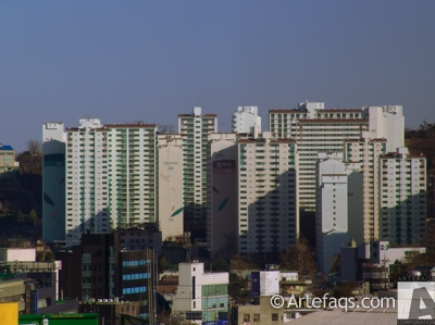 Photograph of Dong-ah Yaksu Heights Apartments - Seoul, South Korea