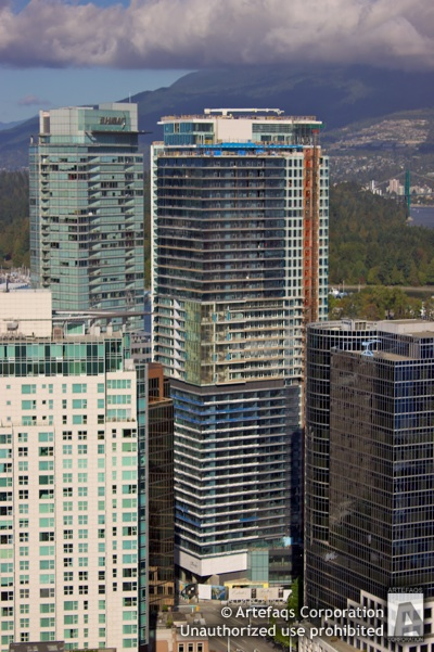 Photograph of Fairmont Pacific Rim - Vancouver, British Columbia