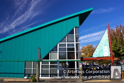 Photograph of Federation of Canadian Artists Gallery - Vancouver, British Columbia