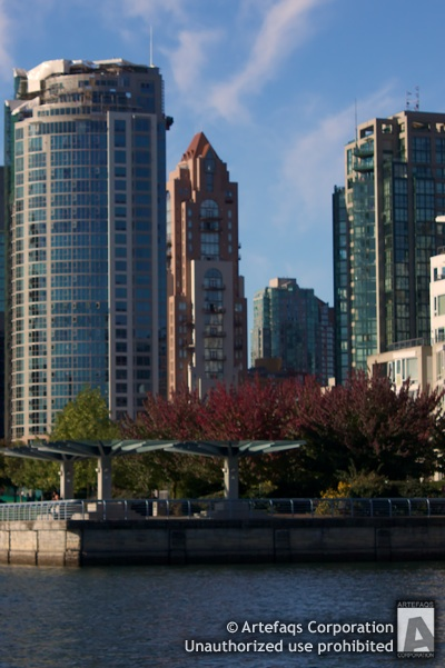 Stock photo of Grace Residences - Vancouver, British Columbia