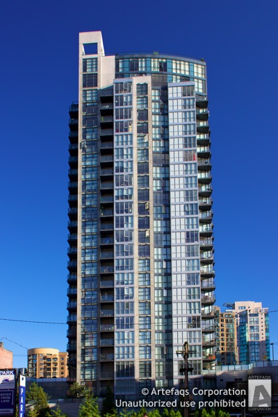 Photograph of Brava Tower 2 - Vancouver, British Columbia