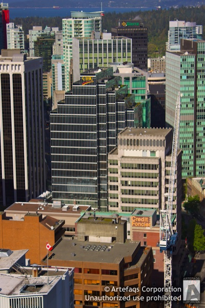 Photograph of Commerce Place - Vancouver, British Columbia