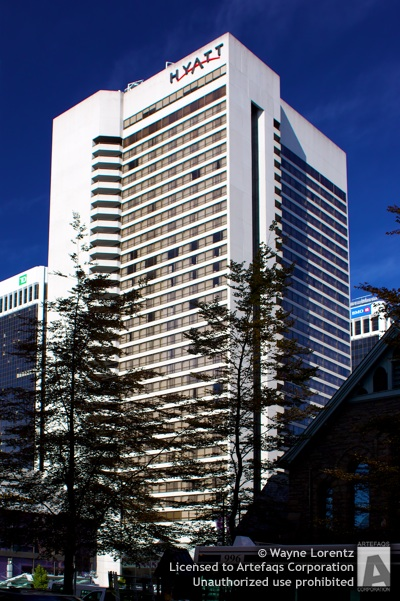 Photograph of Hyatt Regency Vancouver - Vancouver, British Columbia, S