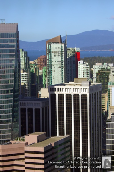 Stock photo of Melville, Vancouver, British Columbia