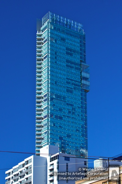 Photograph of Living Shangri La - Vancouver, British Columbia