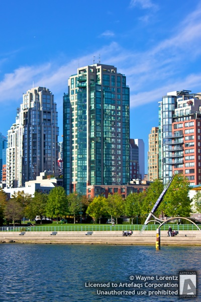 Photograph of Parkview Tower - Vancouver, British Columbia