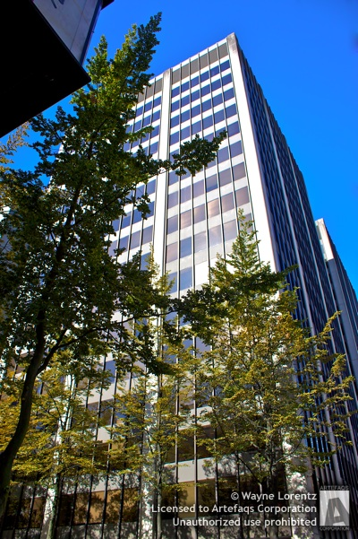 Stock photo of Pender Place - Vancouver, British Columbia