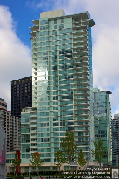 Stock photo of 2 Harbour Green - Vancouver, British Columbia