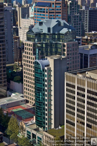 Photograph of 777 Dunsmuir - Vancouver, British Columbia