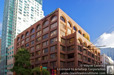 Photograph of 815 West Hastings - Vancouver, British Columbia