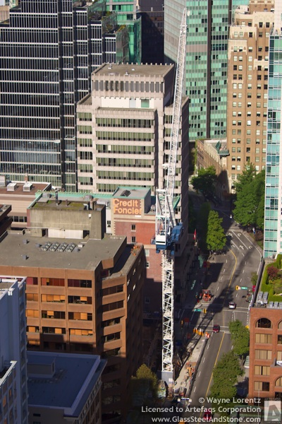 Photograph of 900 West Hastings - Vancouver, British Columbia