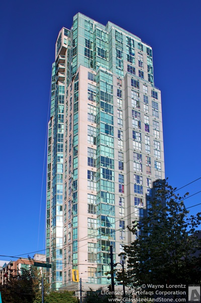 Photograph of 1188 Howe - Vancouver, British Columbia